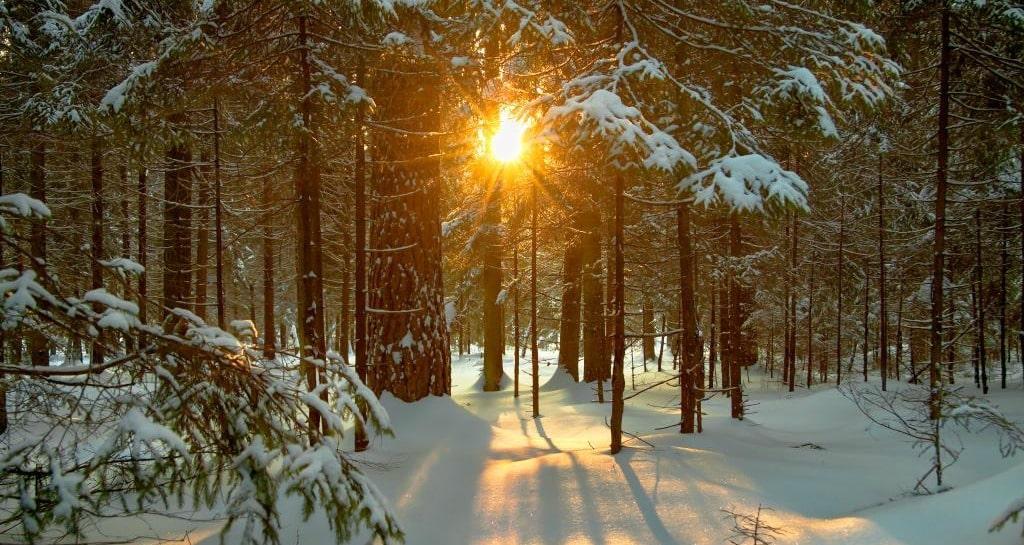 Adirondacks winter activities