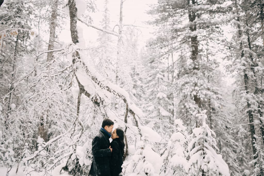 most romantic Adirondacks getaways this winter