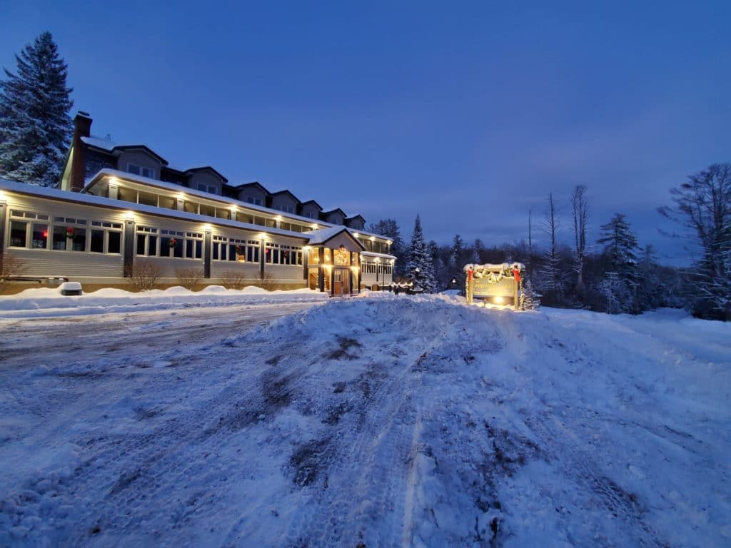 A Great upscale hotel near Gore Mountain Ski Resort