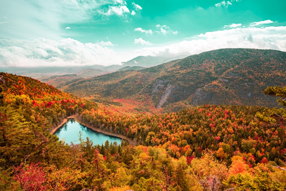 Spectacular views from these fall hikes in Adirondack Park
