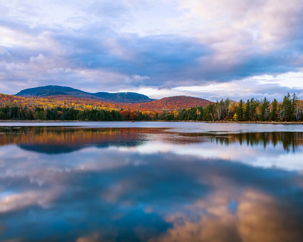 Beautiful vistas enjoyed at the best scenic drives in the adirondacks